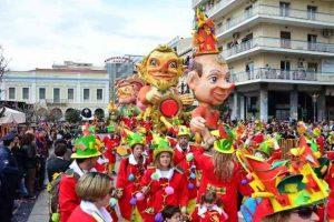 Πατρινό Καρναβάλι 2018 - Το πρόγραμμα των εκδηλώσεων | Κυριακή 18 Φεβρουαρίου