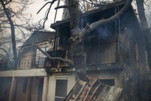 Ανακοινώθηκαν τα πρώτα μέτρα για την αντιμετώπιση των συνεπειών από τις Πυρκαγιές στην Αττική