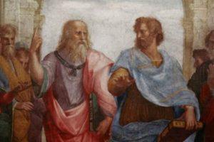 Ανοικτό Σεμινάριο Διδασκόντων ΑΠΘ - Π. Γκολίτσης: «Η αριστοτελική κριτική των Ιδεών στα Φυσικά (Β 2) και η νεοπλατωνική ερμηνεία της»
