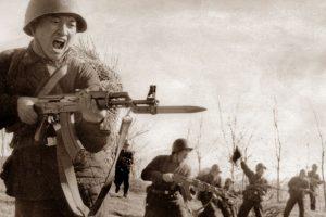 Ο πόλεμος της Κορέας, 25 Ιουνίου 1950 - 27 Ιουλίου 1953