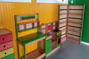 Προκατασκευασμένες σχολικές αίθουσες νηπιαγωγείου σε 18 σχολικές μονάδες