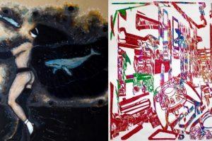 Εικαστική Πλατφόρμα #Rest@rt - From Athens to Santorini: Greeks artists' trip,  Κυριακή 7 Μαΐου