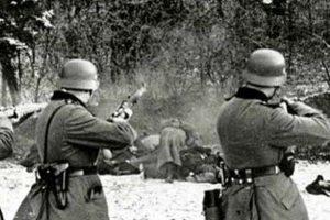 Επιχείρηση Καλάβρυτα - Η σφαγή των Καλαβρύτων, 13 Δεκεμβρίου 1943