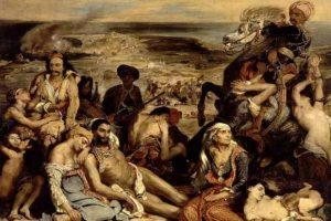 Η σφαγή της Χίου, 30 Μαρτίου 1822