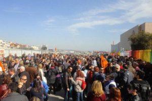 Συμμετοχή της ΟΛΜΕ στο συλλαλητήριο κατά του νόμου για την Γ/θμια Εκπ/ση - Διευκολυντική 3ωρη στάση εργασίας