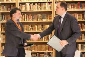 Συμφωνία ανταλλαγής τεχνογνωσίας μεταξύ Εθνικής Βιβλιοθήκης και Ανεξάρτητης Αρχής Δημοσίων Εσόδων
