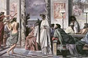 «Lucius Anneus Seneca De vita beata (για μια ευτυχισμένη ζωή)» της Ελευθερίας Μπέλμπα