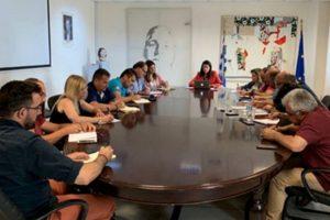 Συνάντηση της Υπ. Παιδείας με τη ΔΟΕ για τη δίχρονη προσχολική εκπαίδευση