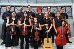 Οι... 8 εποχές - MOYSA & Σύνολο Εγχόρδων Ροτόντα στο Μέγαρο Μουσικής Θεσσαλονίκης