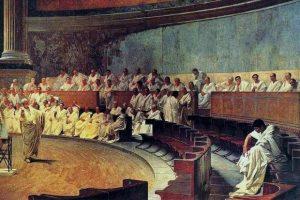 Ιστορική αναδρομή στη συνωμοσία του Κατιλίνα
