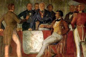 Η συνθήκη του Λονδίνου του 1827