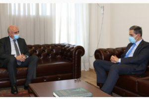 Περιοδεία του Υφυπουργού Παιδείας Άγγελου Συρίγου σε Μακεδονία και Θράκη