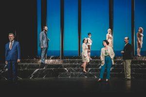 Θερμή υποδοχή για την πρεμιέρα της νέας παραγωγής του ΚΘΒΕ «Οι Στυλοβάτες της κοινωνίας»