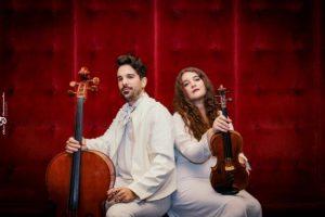 Οι String Demons σε έναν ύμνο της Μ. Εβδομάδας - «Ίνα τι»