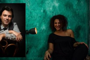 «Swing and Bossa Nova Night» Τάσος Ματζάρης - Μάρθα Συκαλιά στο Stretto της Θεσσαλονίκης