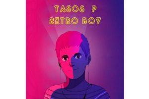 Νέο άλμπουμ: Tasos P. - «Retro Boy» | F.M. Records