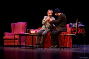 H Θεατρική Παράσταση «Τελευταία φορά» την Τρίτη 12 Μαρτίου στο Βασιλικό Θέατρο