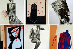 Θεσσαλονίκη: Έκθεση collagε των Lane και Βασίλη Καρκατσέλη στη Ζώγια