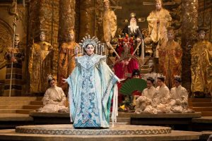 The MET Live in HD: «Τουραντότ» του Giacomo Puccini στην οθόνη του Μεγάρου Μουσικής Θεσσαλονίκης