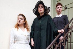 Συνάντηση με τις Τρεις Αδερφές στον χώρο τέχνης Βρυσάκι