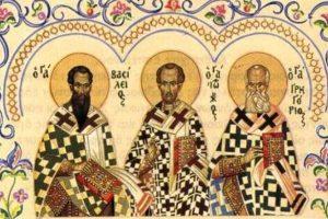 Η Ιστορία καθιέρωσης της εκκλησιαστικής γιορτής των Τριών Ιεραρχών