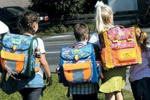 Αναρτήθηκε η Εγκύκλιος έγκρισης υλοποίησης της δράσης «Η τσάντα στο σχολείο»
