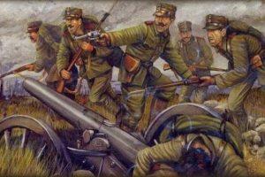 Η μάχη Κιλκίς–Λαχανά, 19-21 Ιουνίου 1913