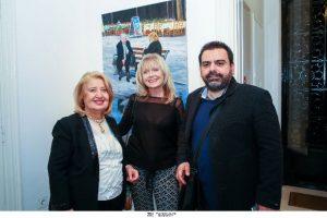 Εγκαινιάστηκε η έκθεση Ζωγραφικής και Γλυπτικής «IndepArt2016» στην Image Gallery