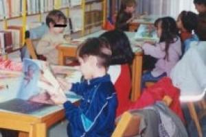 Η Δημοτική Βιβλιοθήκη «Θ. Ζωγιοπούλου»: Γνωριμία με τις Ελληνικές Βιβλιοθήκες
