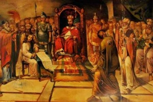 Τα σύμβολα του Βυζαντινού Αυτοκράτορα