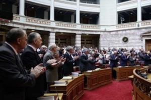 Η Βουλή τίμησε την ιστορική επέτειο της 25ης Μαρτίου 1821