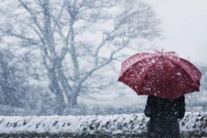 Οδηγίες προστασίας από το χιόνι και τον παγετό