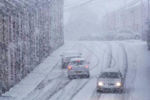 Κακοκαιρία με ισχυρές βροχέs, καταιγίδες, κατά τόπους πυκνές χιονοπτώσεις και σημαντική πτώση της θερμοκρασίας