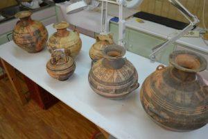 Ανασκαφική έρευνα στη μυκηναϊκή νεκρόπολη της Τραπεζάς Αιγίου